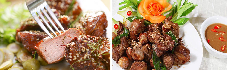 Món thịt dê ngon tại Ninh Bình